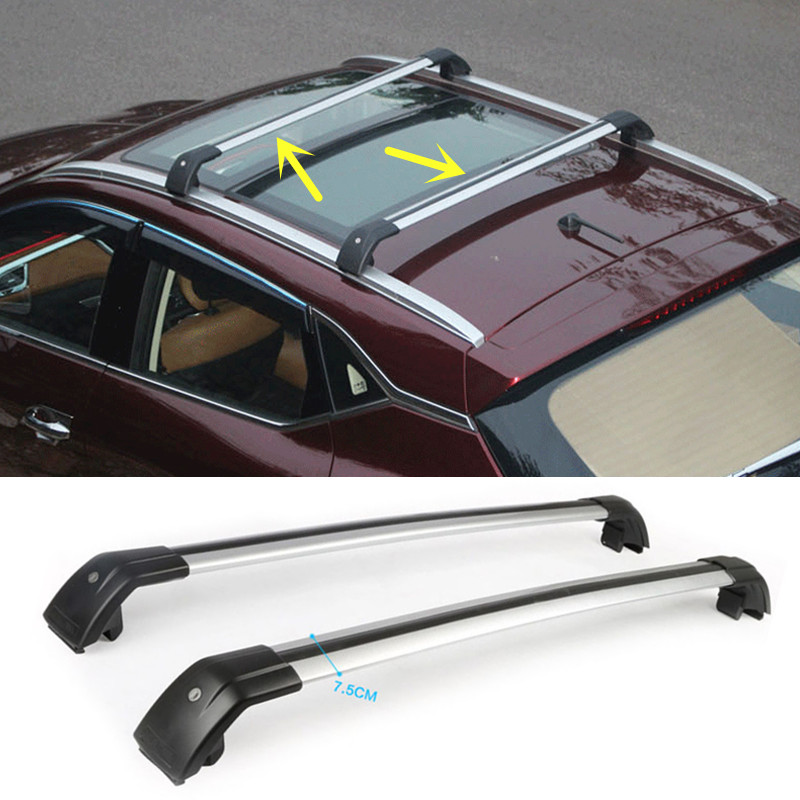 For Mitsubishi Pajero 2010 2016 Car Top Roof Rack Cross Bars Luggage Carrier