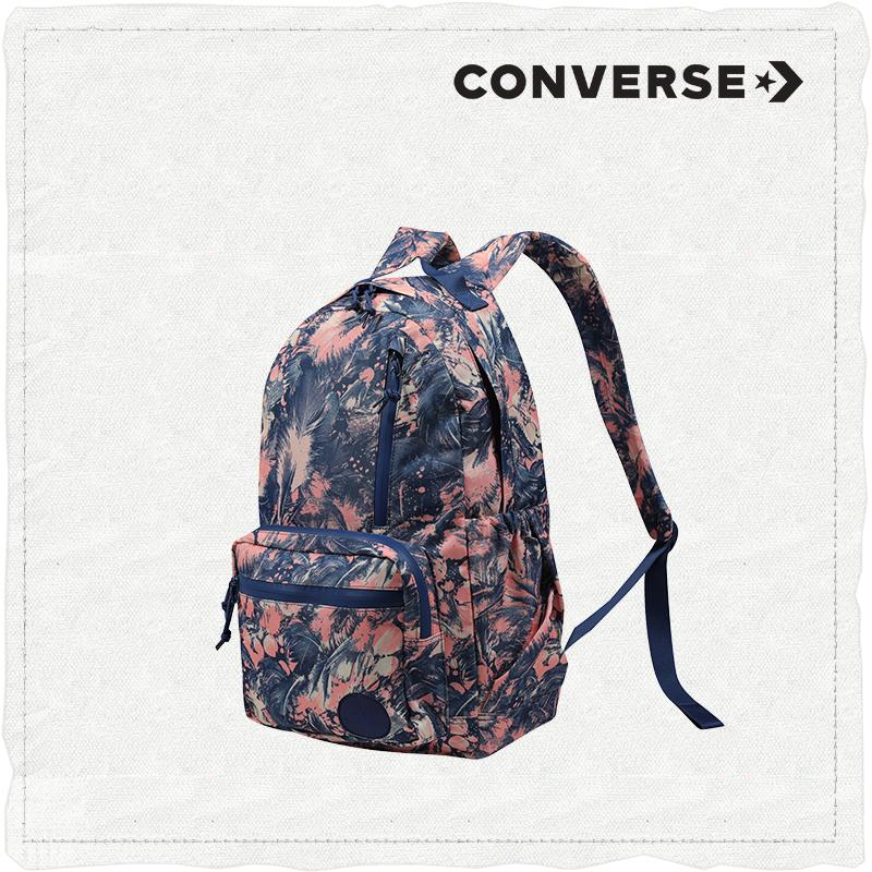 CONVERSE общаться официальный все версия для печати двойной цветок мешок 10005986