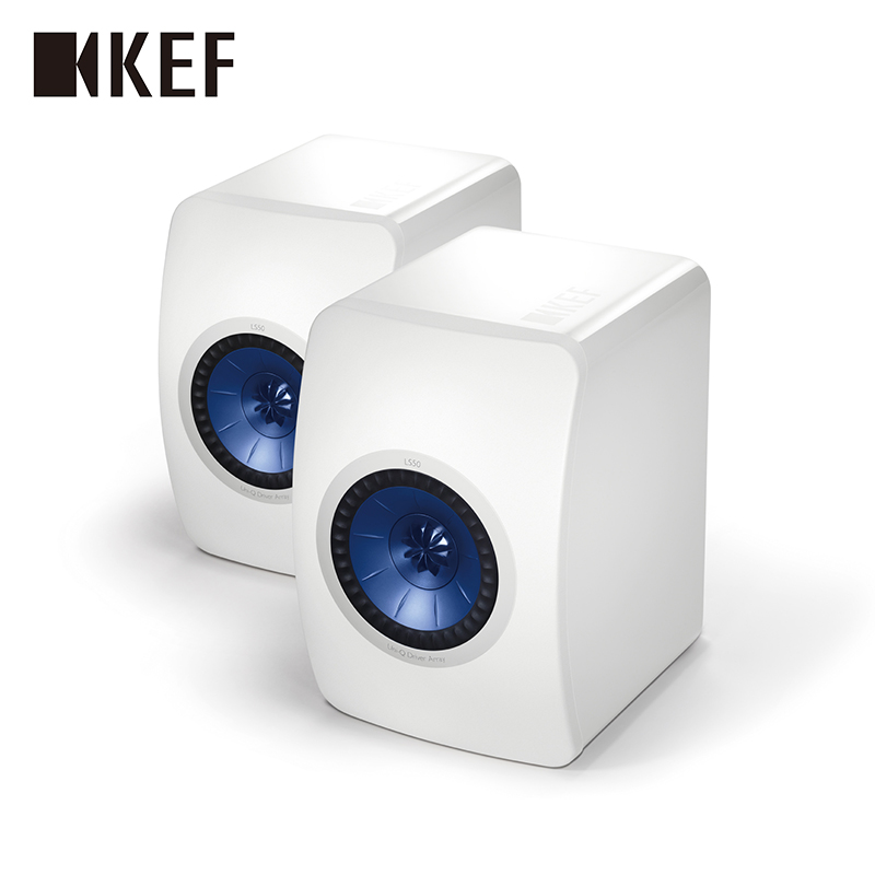USD 196661 KEF LS50 Coaxial Monitor High Fidelity Stereo Fever