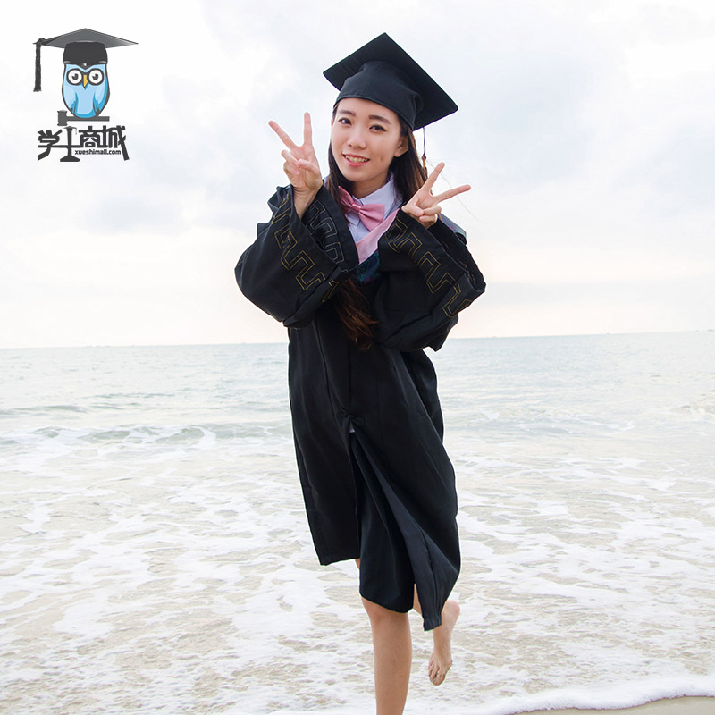 Bachelor\'s clothing wholesale degree clothing graduation gown ...