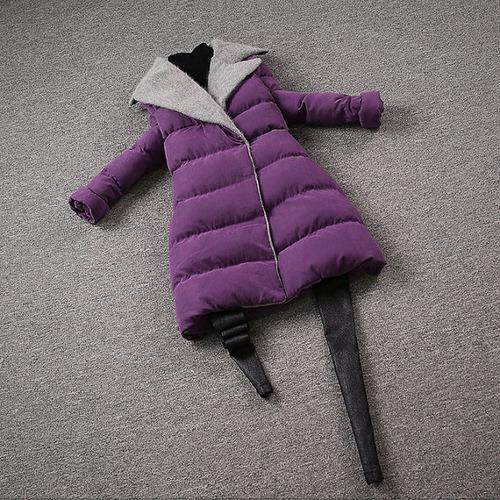 """想和冬天""""约会""""暖暖的外套少不了"""