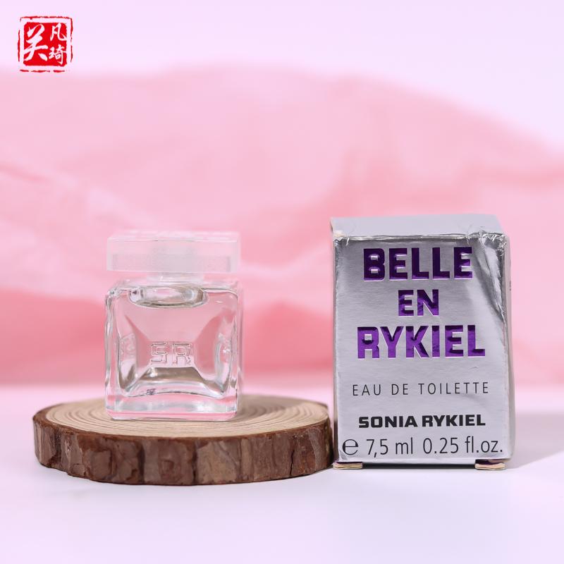 日韓代購有現貨四件免運 桑麗卡 貝拉里基爾淡香水 Sonia Rykiel EDT 7.5ml Q版