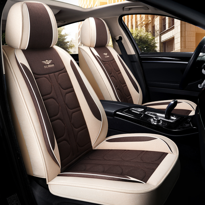 Chery Irize 3 16 17 2016 special linen car cushions all surrounded by four seasons seat set
