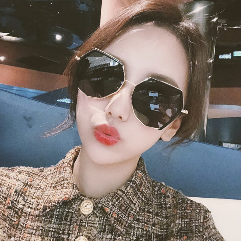 08b136c64b ... sunglasses Female Network red 2018 New Mirror fashion · Zoom · lightbox  moreview · lightbox moreview ...