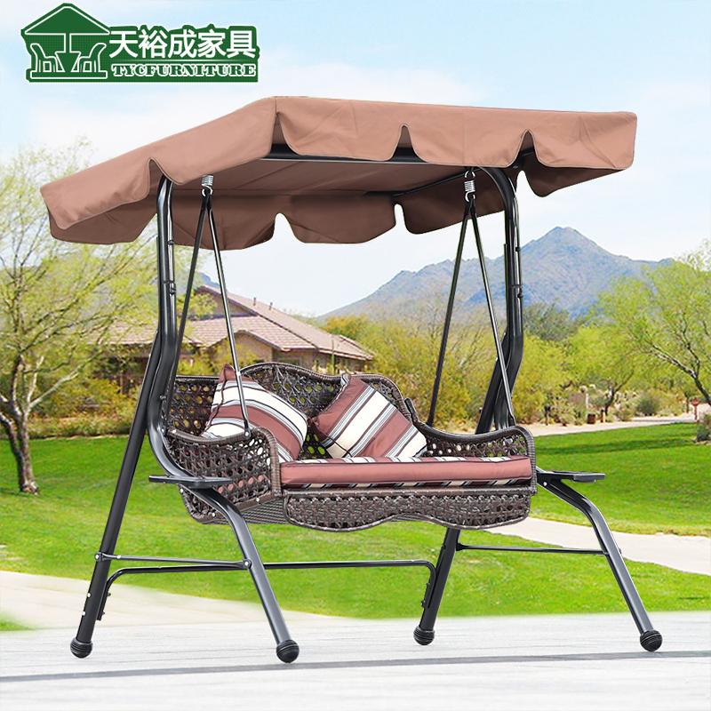 Tianyucheng Swing Chairs Nest Basket Wicker Chair Outdoor Swing Courtyard  Swing Dormitory Chairs Balcony Chairs