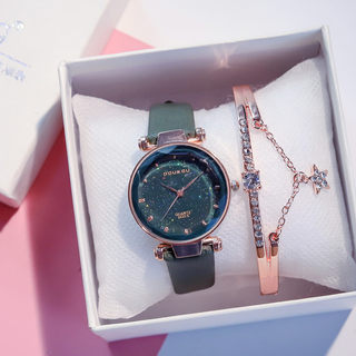 French small waterproofing 2020 new watch girl ins wind simple temperament Korean version tiktok