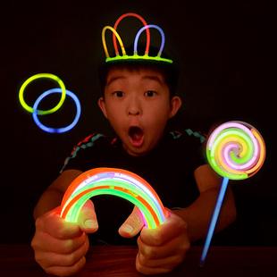 儿童玩具荧光棒50根