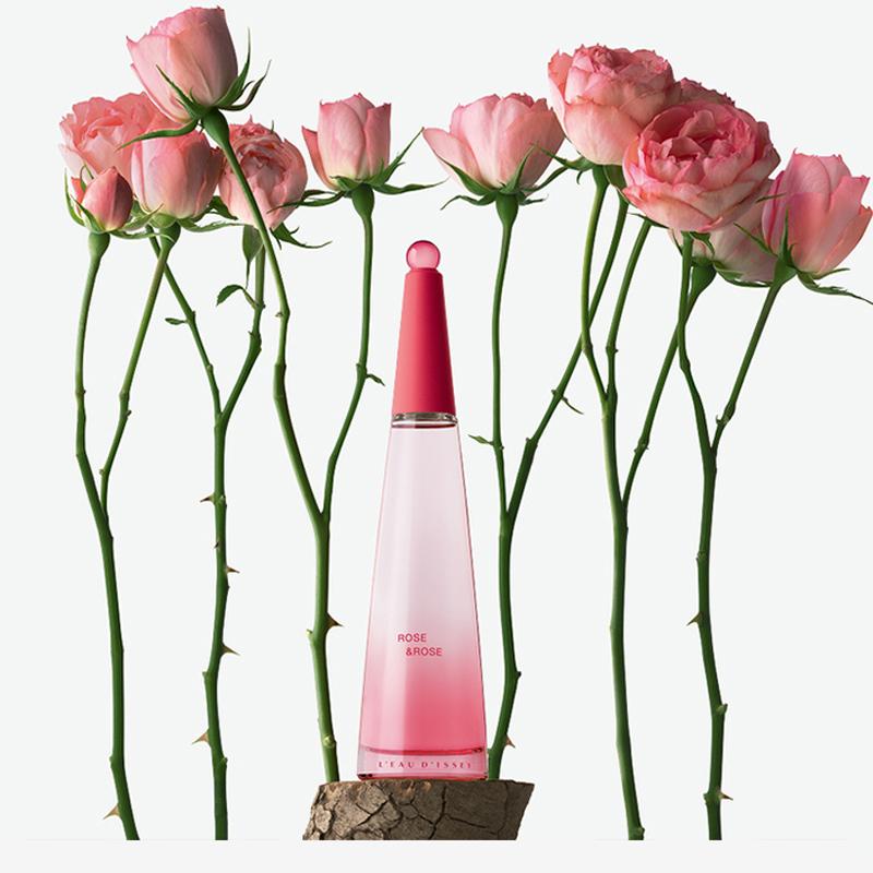 双11抢先加购-三宅一生一生之水玫玫淡香精香水 持久淡香玫瑰花香