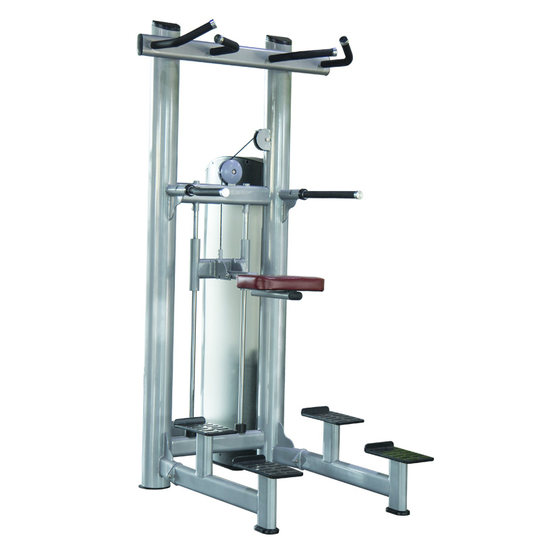 Yulong Assisted Pull-ups Single Parallel Bar Trainer Equivalent Pull Back Trainer Professional Fitness Equipment