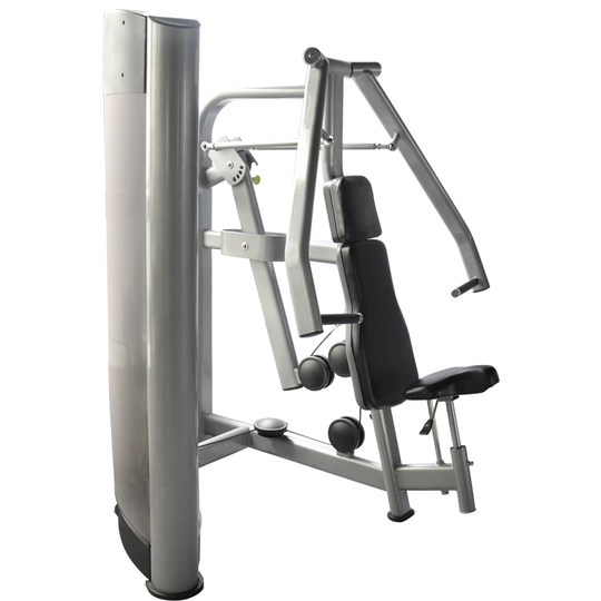 Yulong Seated Chest Press Trainer Commercial Fitness Equipment Gym Chest Trainer