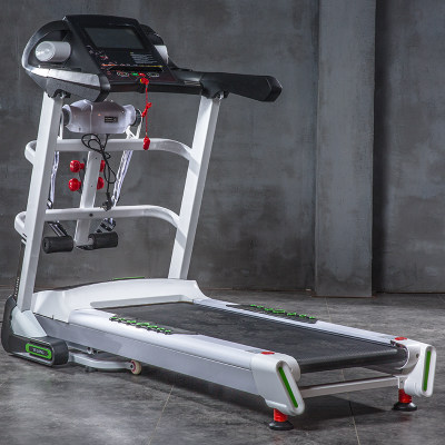 Yulong household multifunctional electric treadmill ultra-quiet shock absorption indoor small family treadmill foldable