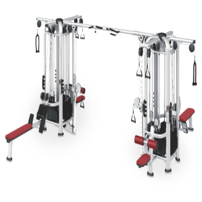 Yulong Eight Directions Combination Trainer Indoor Multifunctional Strength Combination Equipment Commercial Gym