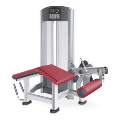 Yulong gym commercial horizontal thigh flexion and extension trainer prone biceps femoris trainer