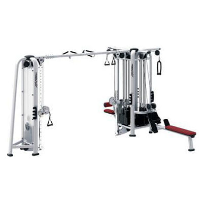 Yulong gym business five-level combination training machine interior multi-function power integrated training
