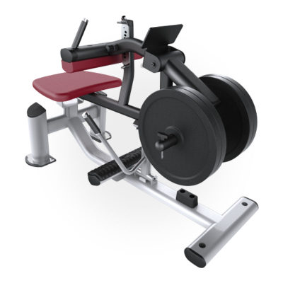 Yulong calf lift trainer gym equipment commercial seated calf trainer calf lift trainer