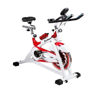 Two-way spinning bike, household silent indoor pedal fitness equipment, exercise bike, exercise bike