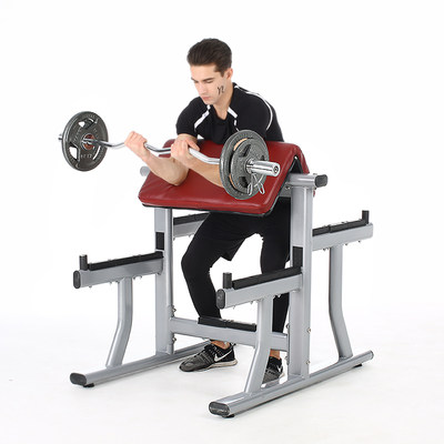 Yulong biceps exercise chair exercise abdominal muscles arm exercise fitness biceps abdominal muscle instrument dumbbell chair stool fitness chair