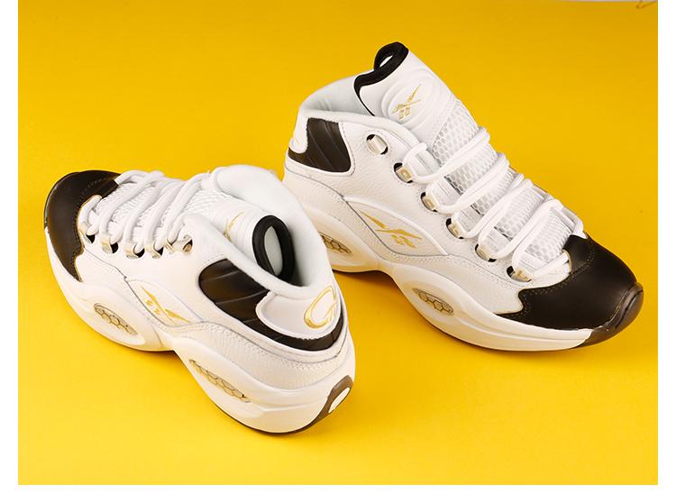 锐跑艾弗森答案鸳鸯女篮球鞋详细照片