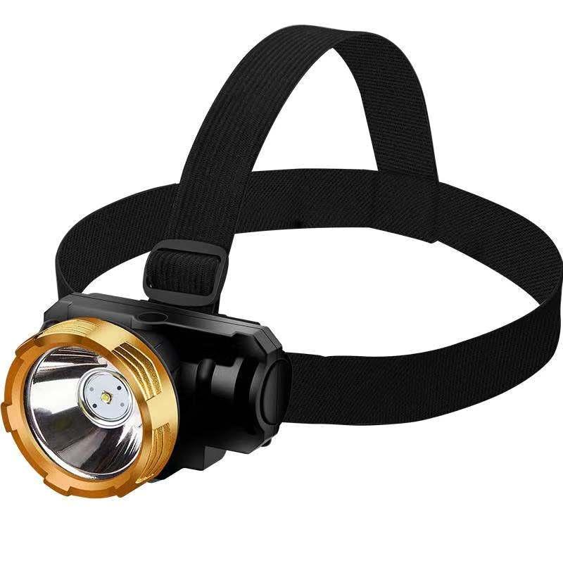 【神鱼】LED强光锂电头灯