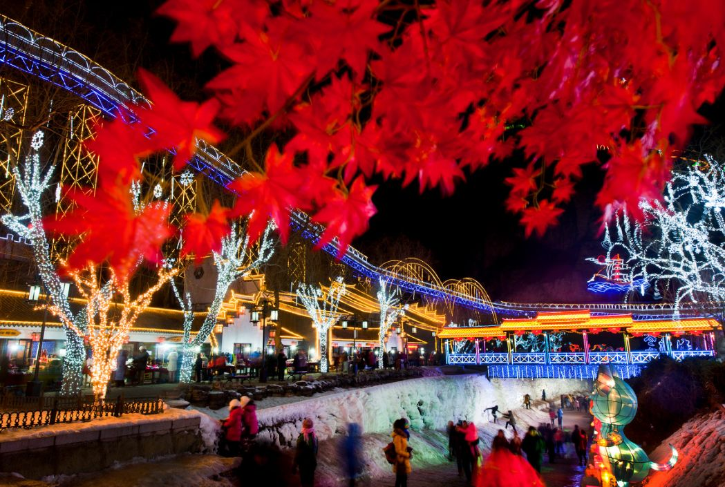 中国最具特色的5个元宵赏灯地