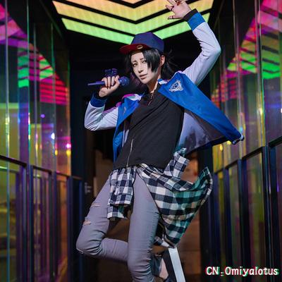 taobao agent cosonsen Division Rap Battle DRB Yamada Jiro cosplay costume