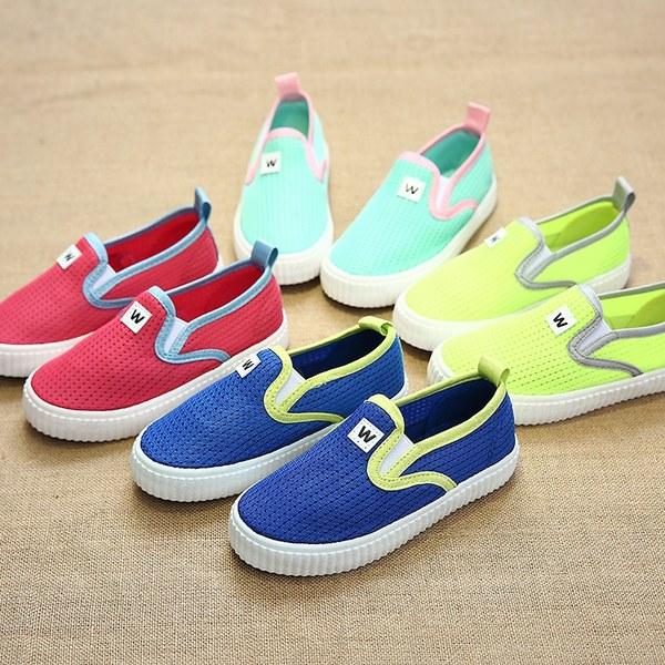 回力 夏季儿童网布鞋 优惠券折后¥29包邮(¥49-20)多色可选
