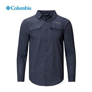 Рубашки,  Columbia коломбина шекспир 2020 новая весна и лето модель на открытом воздухе мужской быстросохнущие одежда воздухопроницаемый рубашка с длинными рукавами AE1579, цена 8398 руб