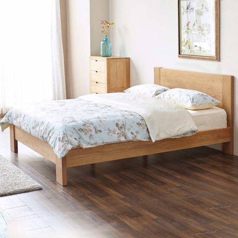13日0点:源氏木语 纯实木双人床全尺寸