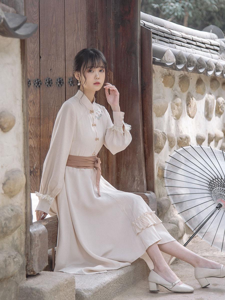 [好店推荐]淘宝改良旗袍店铺推荐,穿旗袍可以这么美5