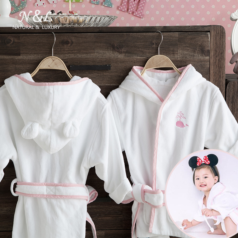 69388aed83 A class baby children s cartoon bathrobe men and women adult towel material  bathrobe cotton baby bath · Zoom · lightbox moreview · lightbox moreview ...