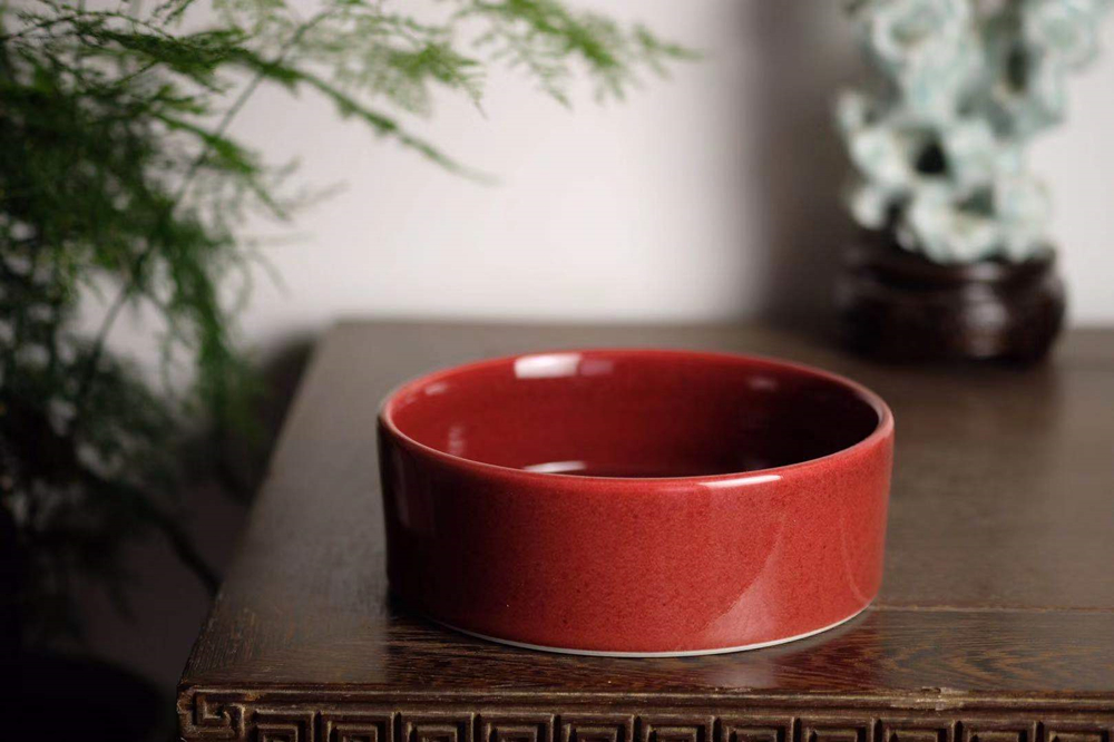 Offered home - cooked in offering beauty glaze refers to basin of jingdezhen ceramic tea by hand wash to the pen XiCha built water wash water