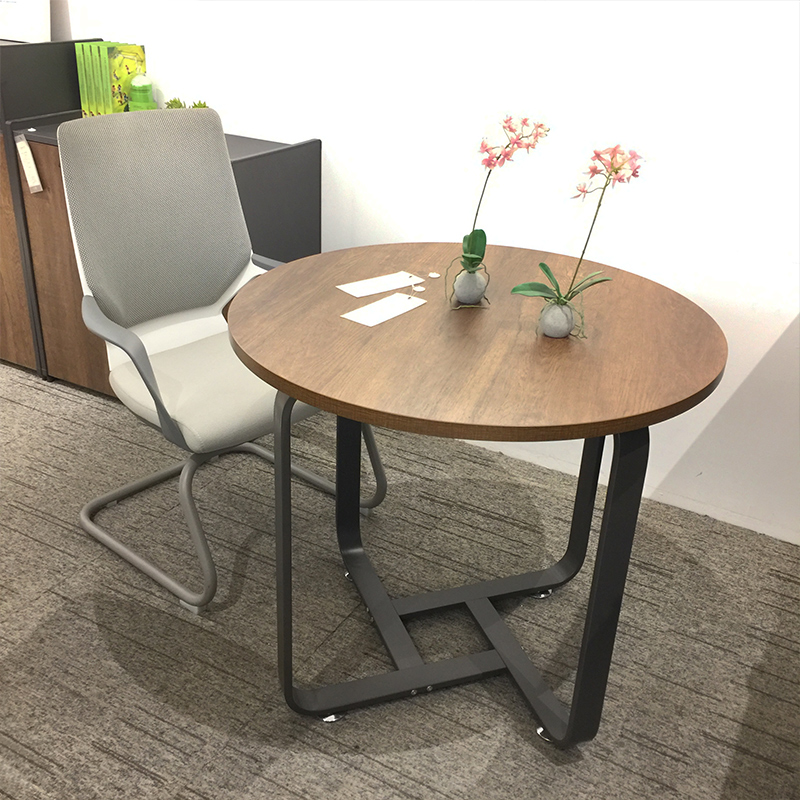 Usd 191 65 Meeting Table And Chairs Combination Simple Modern Reception Table Office Business Negotiation Table Small Round Table Round Meeting Table Wholesale From China Online Shopping Buy Asian Products Online