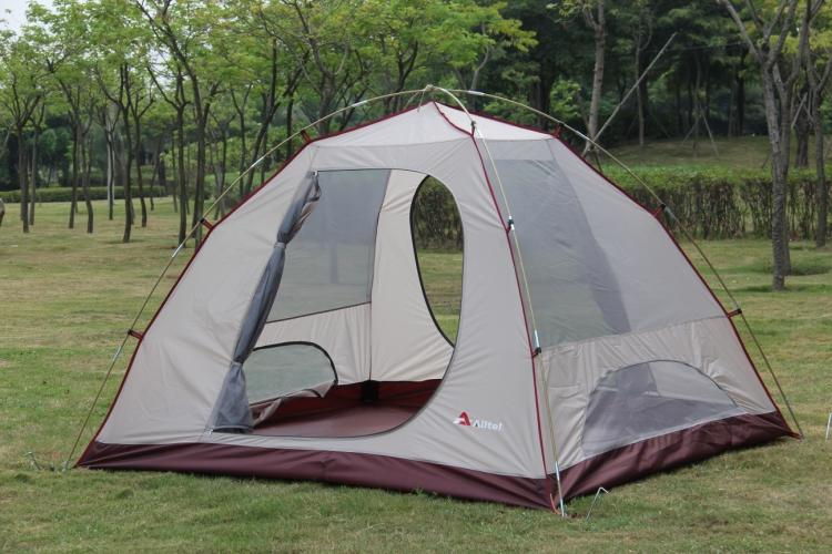 All Categories & New one-bedroom tent outdoor 3-4 people camping riot of rain ...