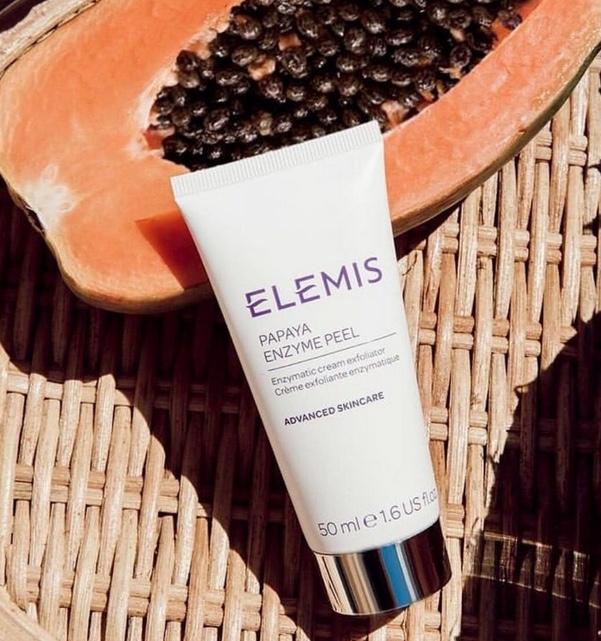 Elemis艾丽美木瓜酵素去角质修护面膜清洁毛孔面膜女补水保湿50ml