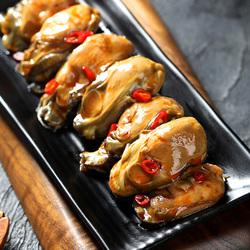 蓝田宝丽生蚝即食罐头鲜活乳山牡蛎新鲜海鲜熟食即食罐装麻辣蛎子