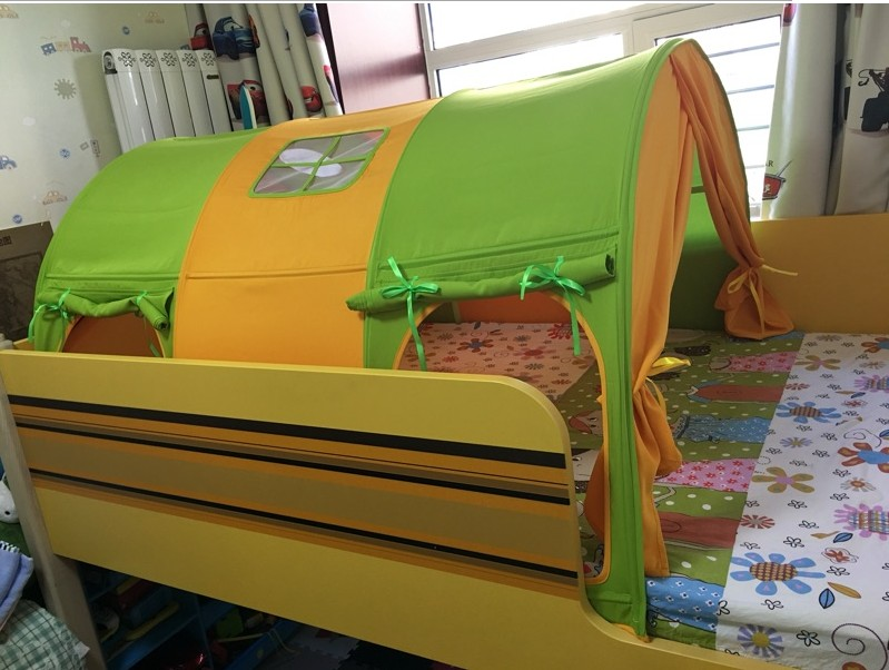 3 Section tent No. 5 3 Section tent No. 6 of Section 2 tent 1 No. 2 Festival tent No. 2 Section 2 tent 3 No. 2 Festival tent No. 4 & USD 75.13] New children bed tent bed mantle Bunk bed Bunk bed for ...