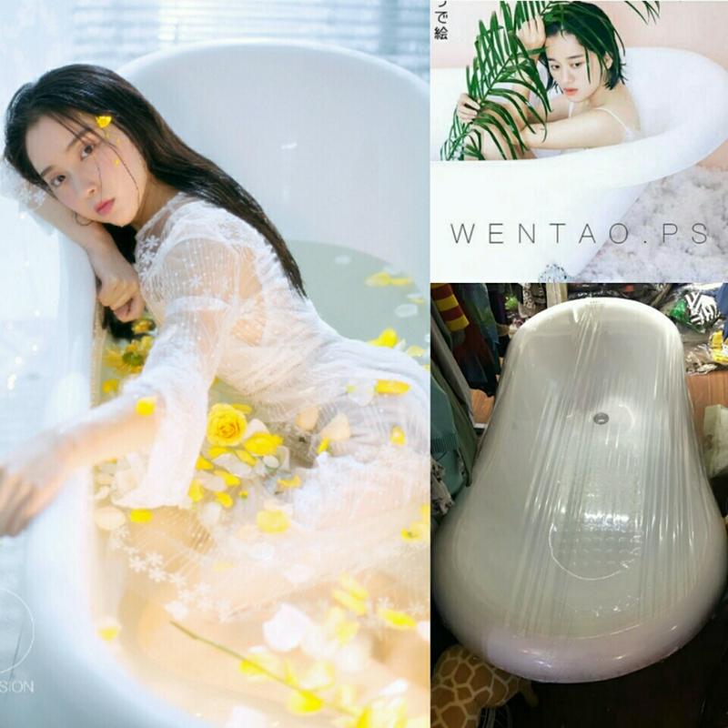 Реквизит Новые фото частное фото баня реквизит свадебные фотографии реквизит 1. 5 м Ванна