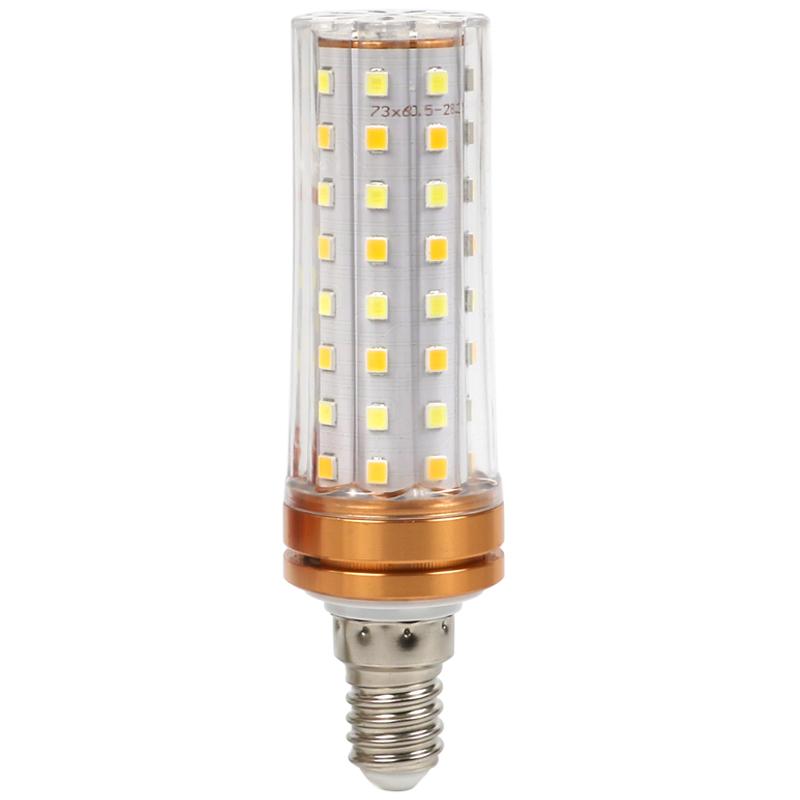 超亮led三色变光玉米灯泡e27e14大小螺口蜡烛灯泡家用球泡节能灯