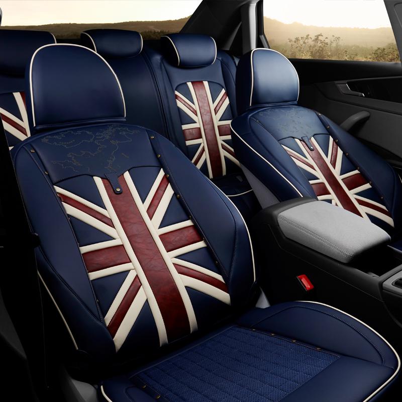 肖邦個性奧迪Q5坐墊Q3A3A4LA6L專用汽車座墊四季座椅套全包車墊子