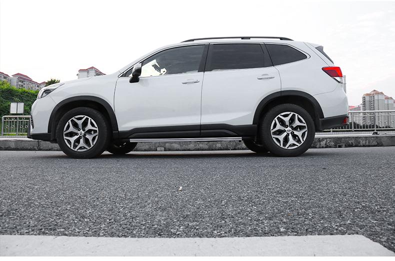 Bệ bước chân Subaru Forester 2019-2020 - ảnh 20