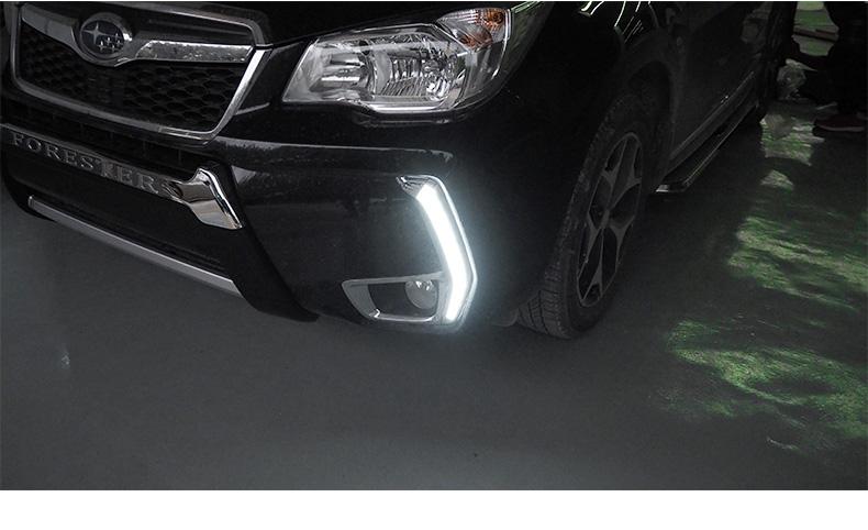Độ led đèn sương mù Subaru Forester 2013-2018 - ảnh 25