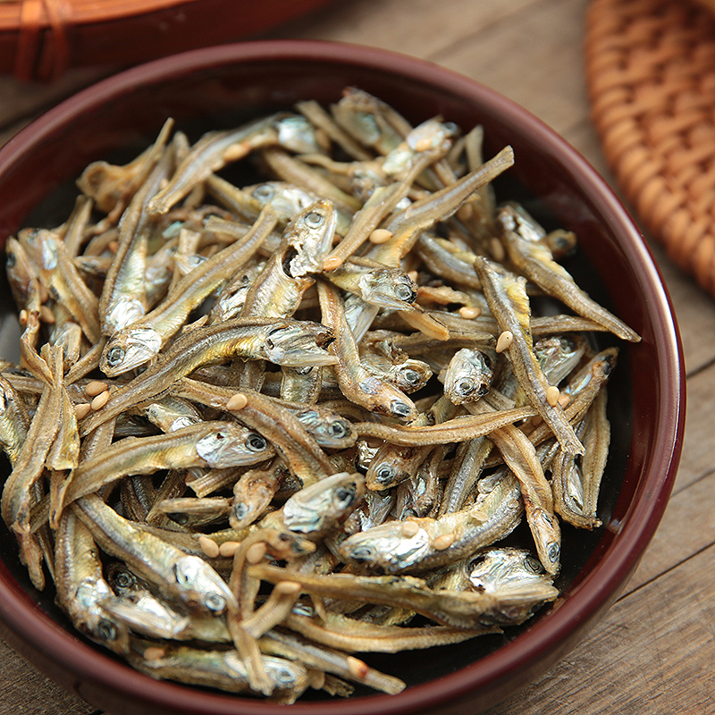 Image result for dried fish snacks