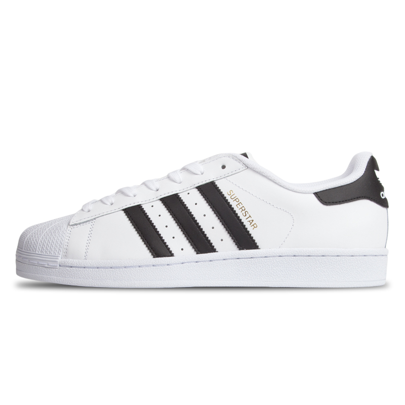 Adidas Clover Superstar Gold Standard Shell cabeza hombres y mujeres