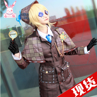 taobao agent Fifth personality cos clothing gardener Miss truth cos anime suit cosplay costume female fake found goods