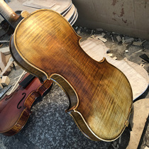 Youyue imported European melon violin playing grade high-grade pure handmade