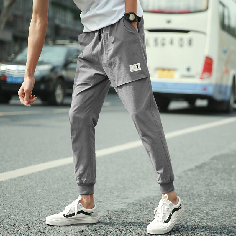 Men's Trousers, Korean Style, ...