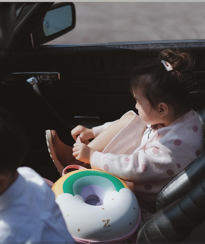 女孩儿童书包卡通可爱幼儿园男童岁双肩揹包护脊减负详细照片