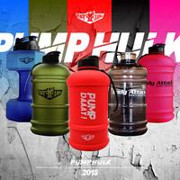 Насос Iron Hulk 2.2L Чайник Гантель Чайник Спорт Фитнес-Чашка Shake Panda BPI Ведро Чашка