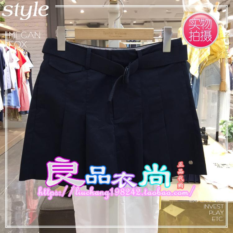 现货小熊TeenieWeenie正品专柜2019夏裙裤TTTH9265292652KTH9265292652K