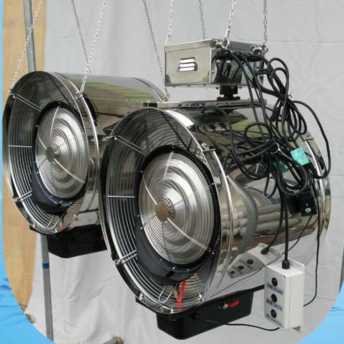 Industrial Water Cooling Fans : Usd industrial ceiling fan spray add water